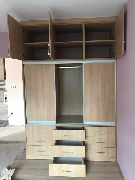 szekrény tervezés